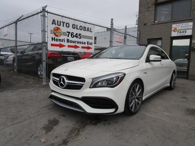 Mercedes-Benz CLA 2017 AMG CLA 45 4MATIC Mags 19po, Toit #19-520