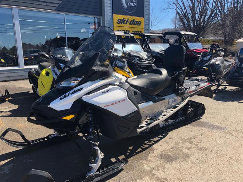 Ski-Doo Expedition 2019 SPORT900ACE #32833RDL