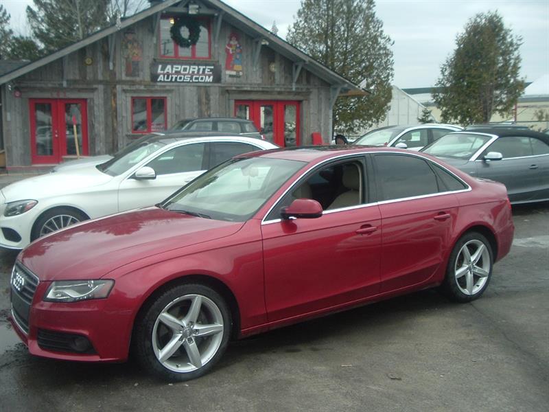 Audi A4 2011 quattro #8938