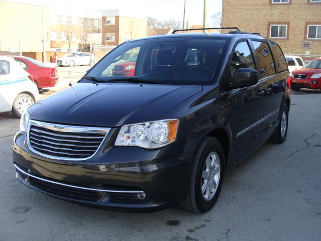 2012 Chrysler Town & Country TOURING #1696