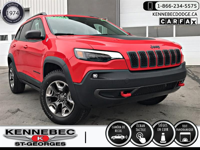 Jeep Cherokee 2019 Trailhawk Elite 4x4 #05038