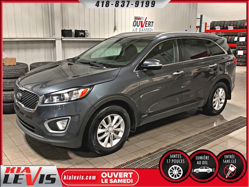 Kia Sorento 2016 LX-PLUS-2.0T-AWD-FULL-17'' #1566