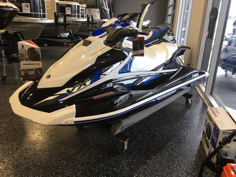 2019 Yamaha VX Deluxe New for sale Alma | Centre du Sport