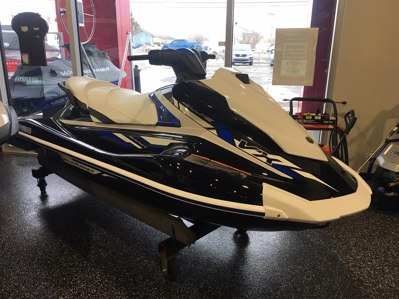 2019 Yamaha VX Deluxe New for sale in Alma at Centre du