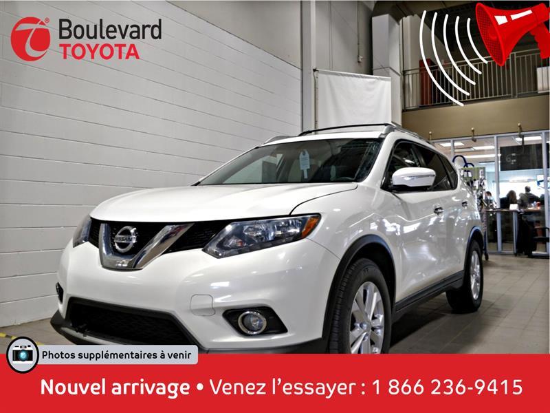 2014 Nissan Rogue * SV AWD / NAVIGATION * #79948B