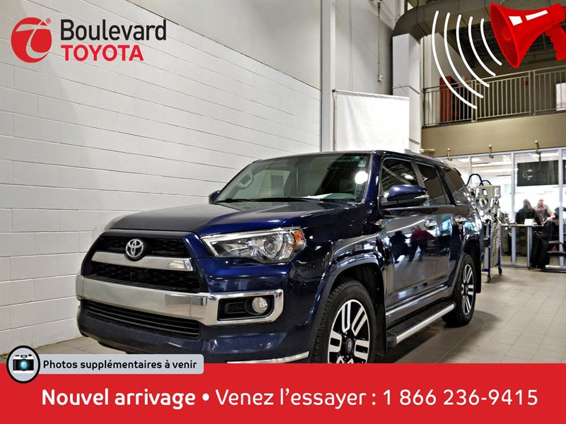 2016 Toyota 4Runner * LIMITED 5 OCCUPANTS * #530062A