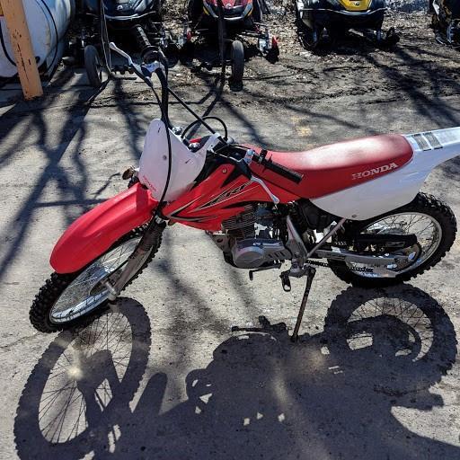 Honda CRF100F 2012