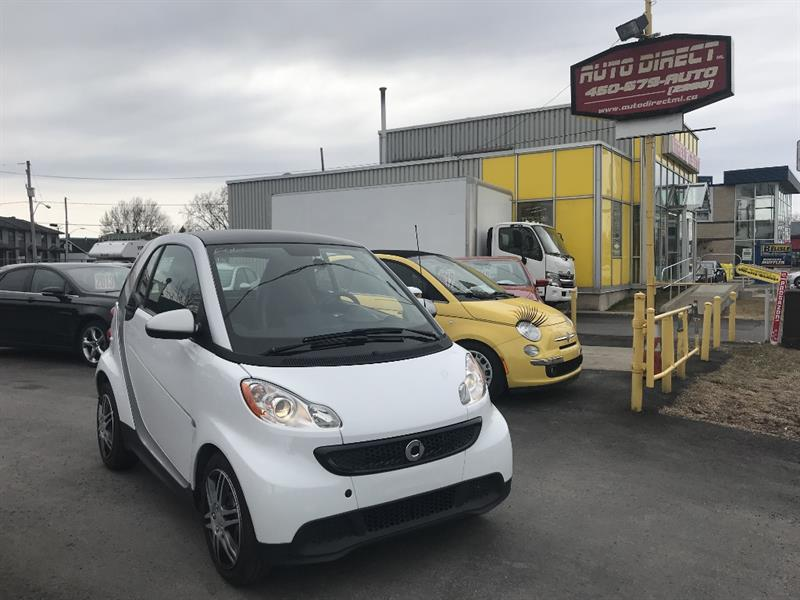 Smart fortwo 2013 2dr Cpe #4555