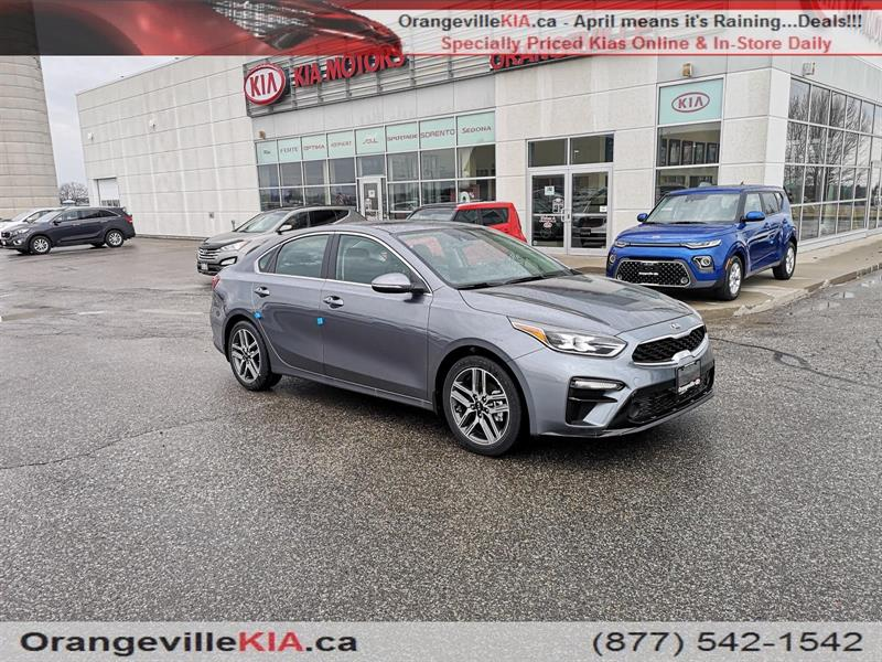 2019 Kia Forte Sedan EX Limited Automatic #92022