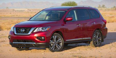 Nissan Pathfinder 2017 #99496B