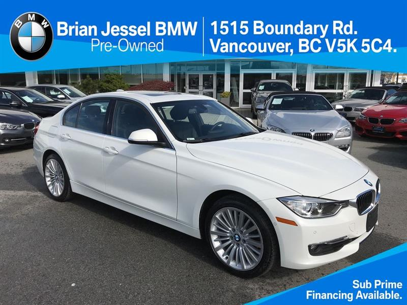 2015 BMW 328I xDrive Sedan #BP7917