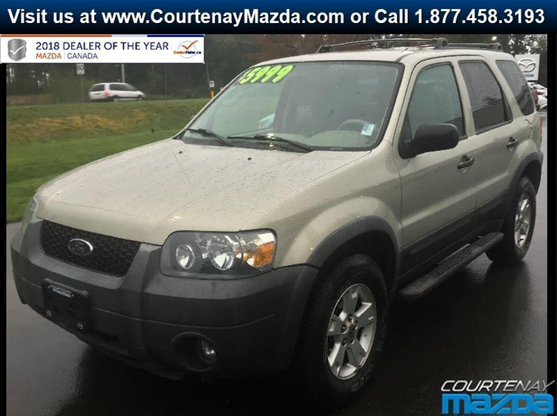2005 Ford Escape XLT 4Dr 2WD 6CYL #P4802