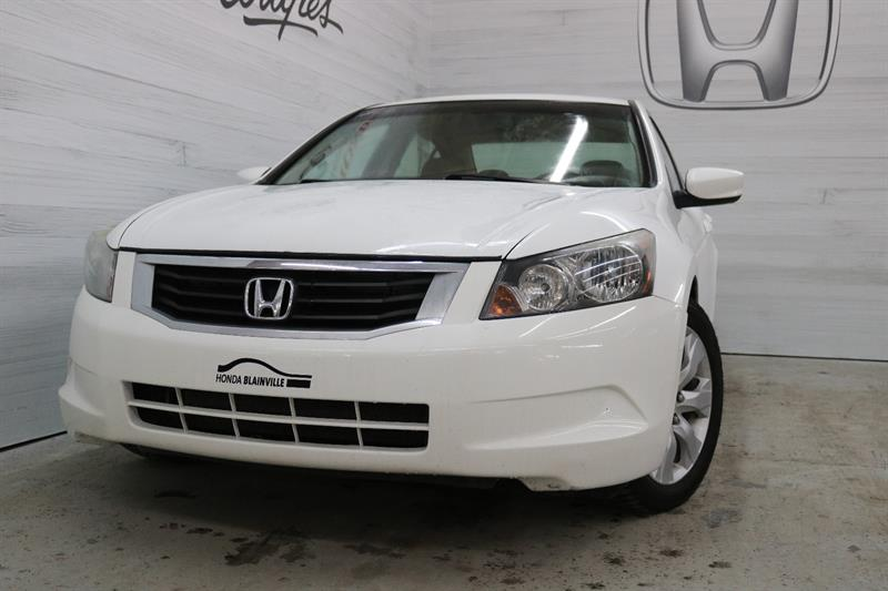 Honda Accord Berline 2010 EX-L #181497A