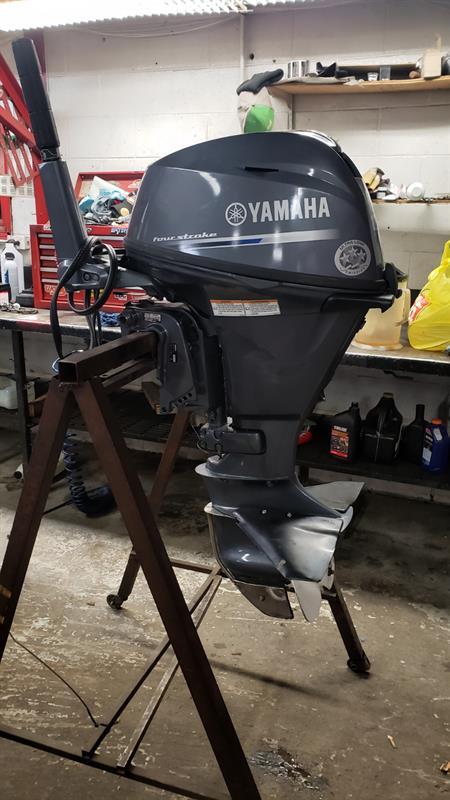 Yamaha 15 2016