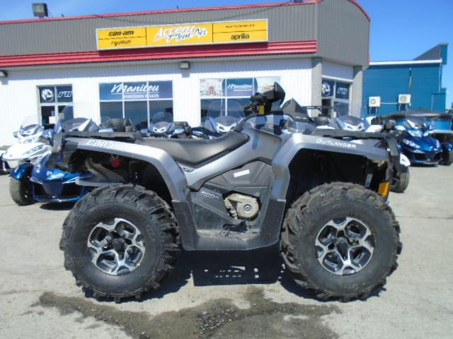 Can-am Outlander 800 2013 XT 800 #C19022A