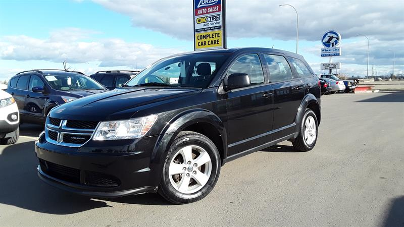 2011 Dodge Journey Canada Value Package #P453