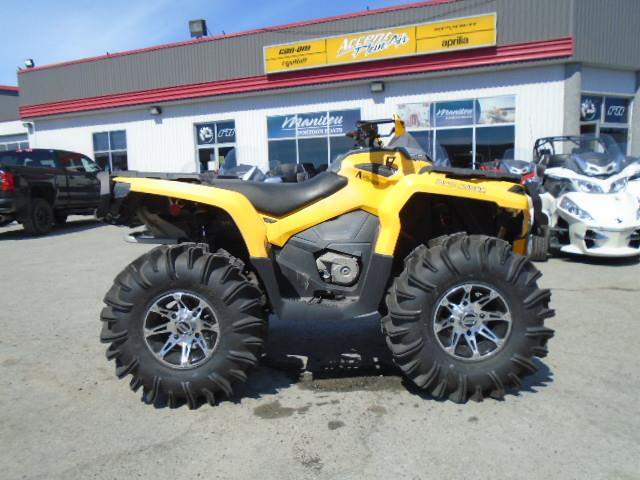 Can-am Outlander XT 2013