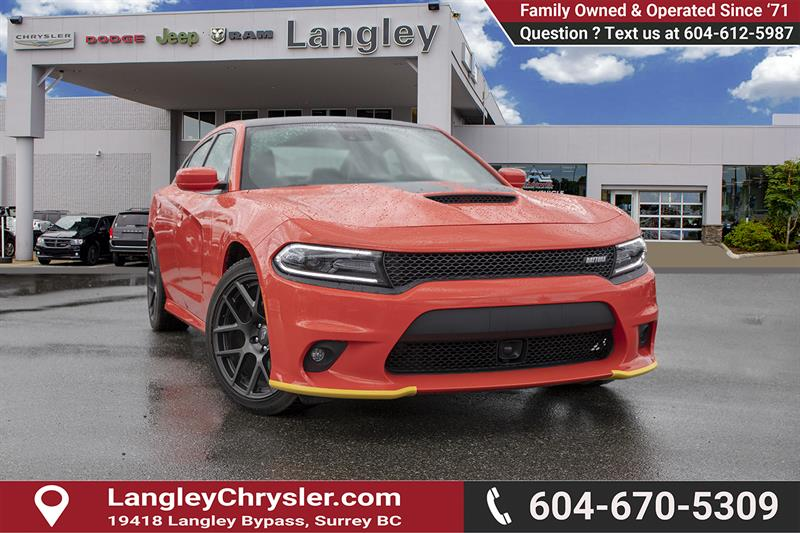 2018 Dodge Charger R/T #EE902270