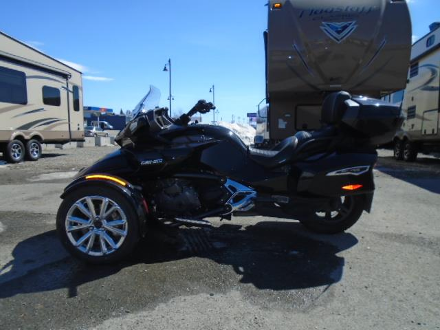 Can-am Spyder F3-T 2016
