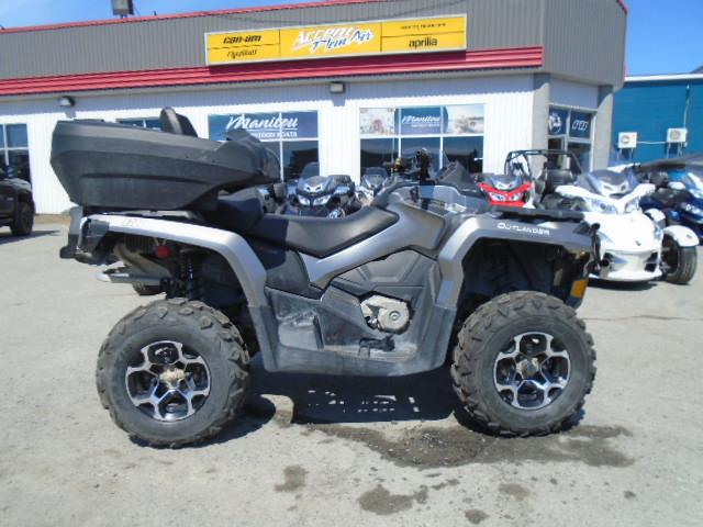 Can-am Outlander Max 650 2013