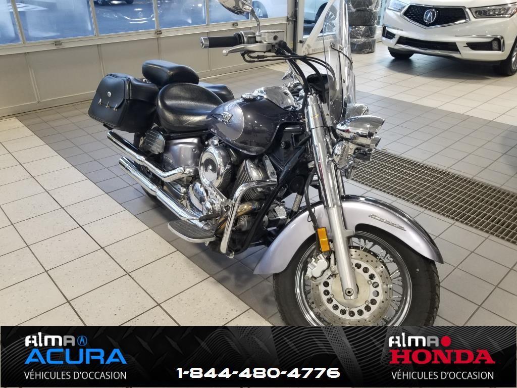 Yamaha V STAR 1100 2006 MOTORCYCLE #19962A