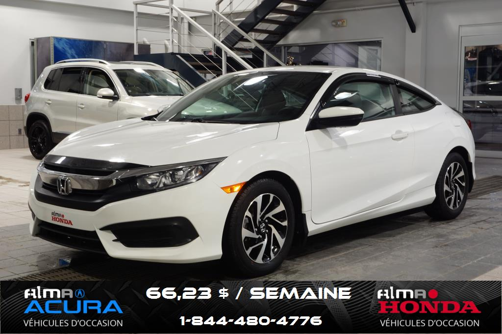 Honda Civic Coupe 2017 LX #A3276