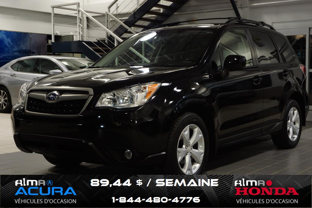 Subaru Forester 2014 I LIMITED #59055A