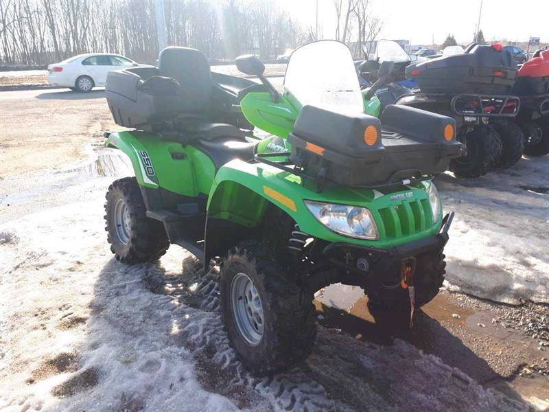 Arctic Cat TRV 550 2011