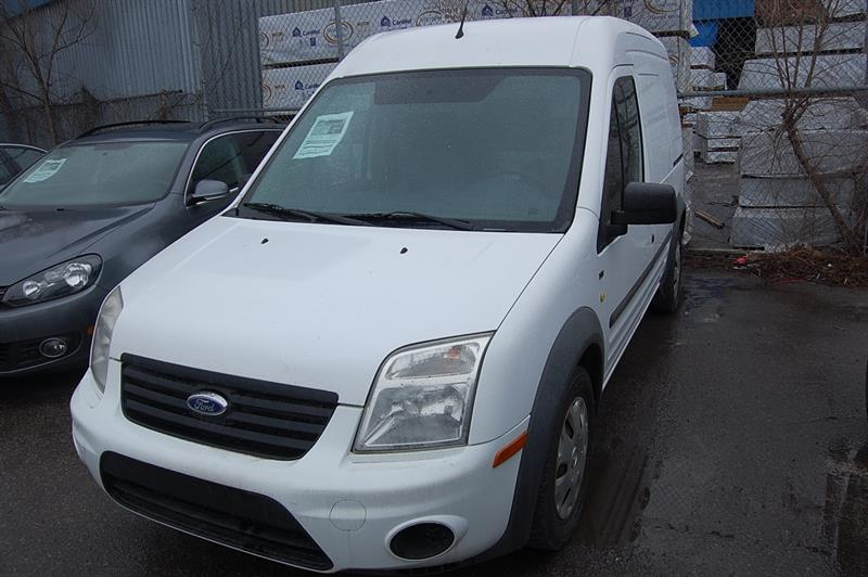 Ford Transit Connect 2012 114.6 XLT  w-o rear door glass