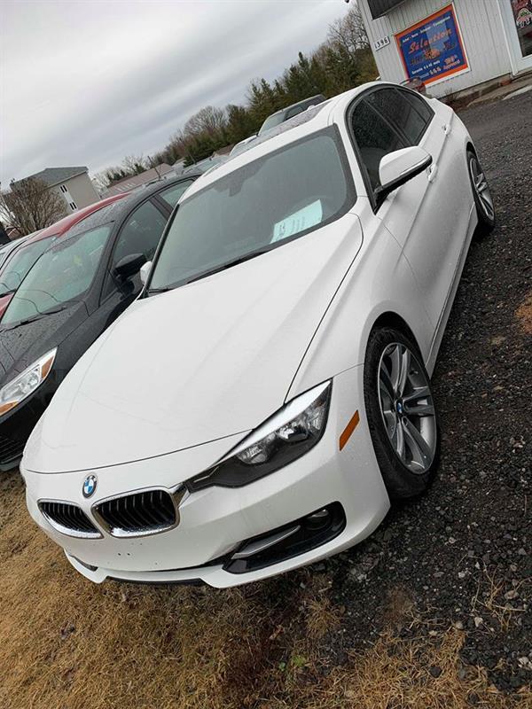 BMW 3 Series 2014 4dr Sdn 320i RWD