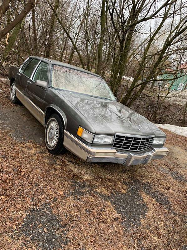 Cadillac Sixty Special 1993 4dr Sedan