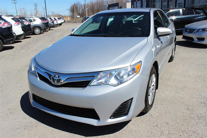Toyota Camry 2013 Sdn XLE  #5089