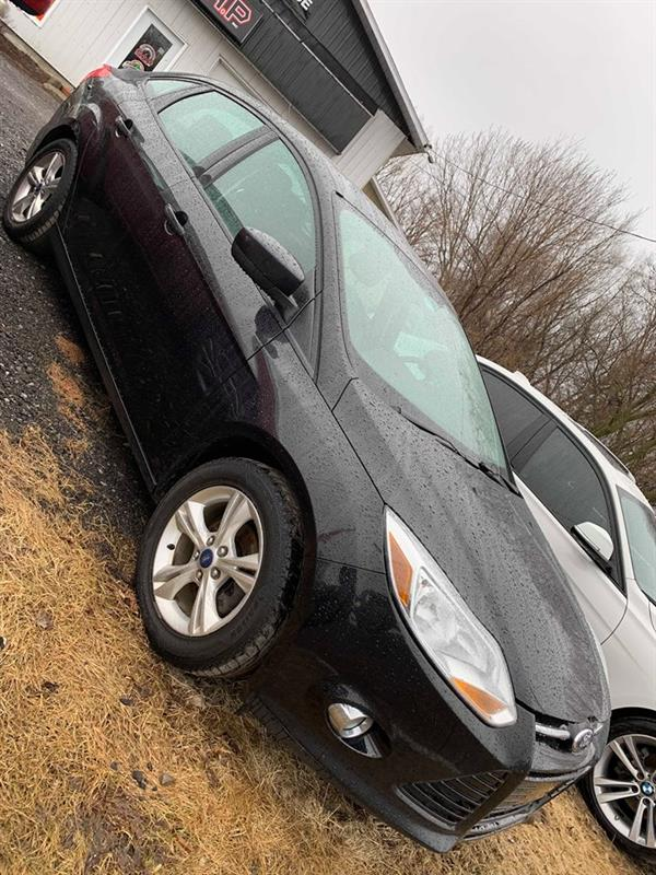 Ford Focus 2012 4dr Sdn SE