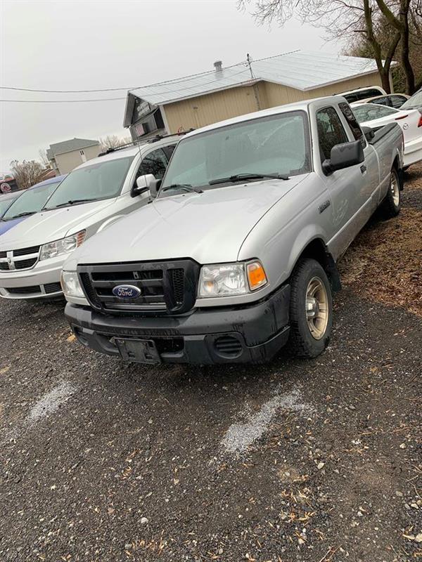 Ford Ranger 2011 2WD SuperCab 126 XL