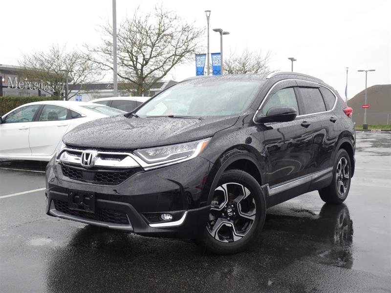 2017 Honda CR-V Touring AWD. Honda Certified Extended Warranty to  #LH8682