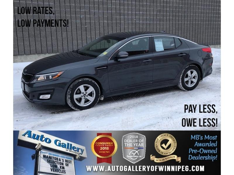 2015 Kia Optima LX *Heated Seats #23594