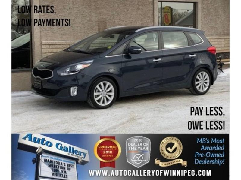2014 Kia Rondo EX *Heated Leather/Backup Cam #23743