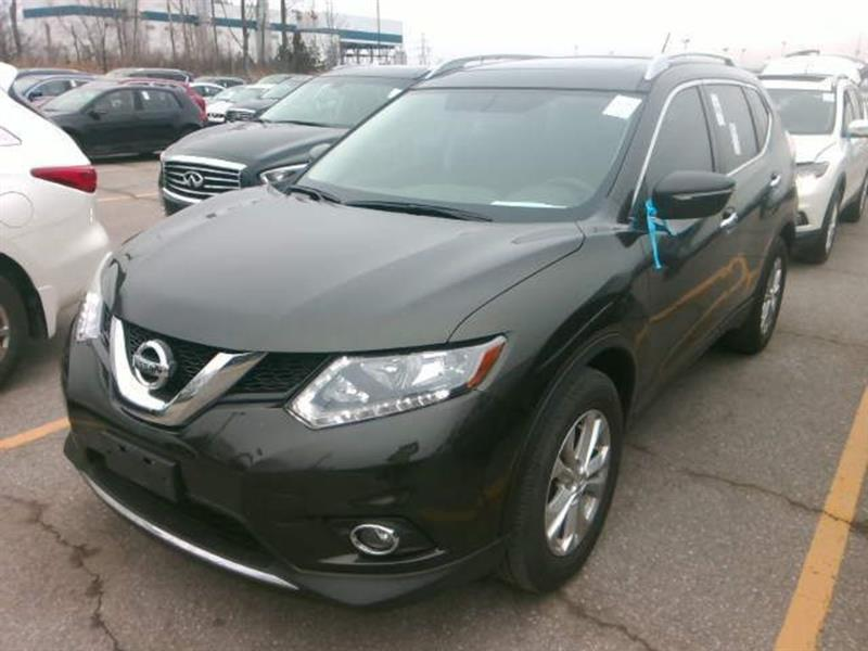 2015 Nissan Rogue SV *Pano Roof/Bluetooth/Backup Cam #23870