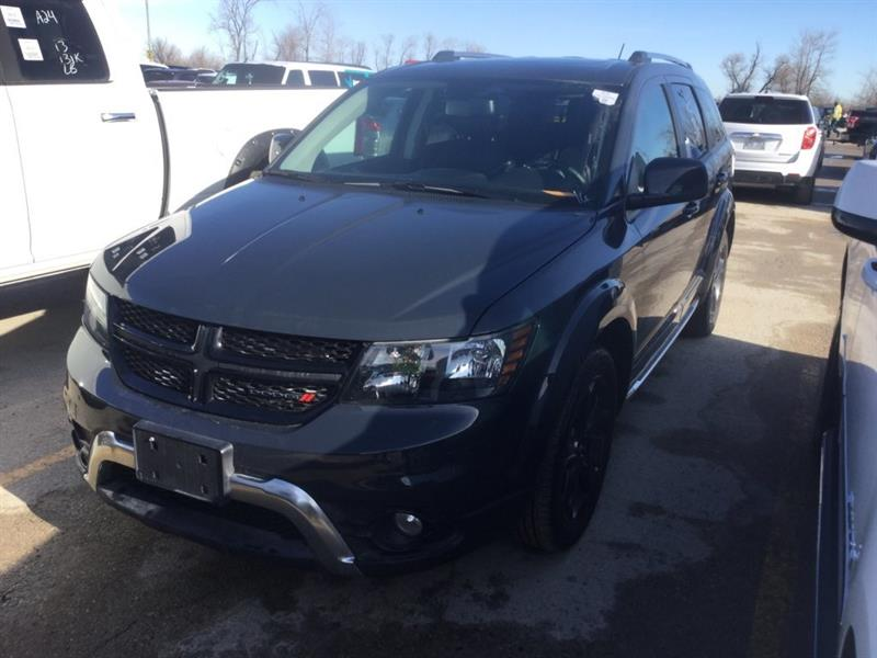 2018 Dodge Journey Crossroad *AWD/Lthr/Roof/Navi/DVD #23873