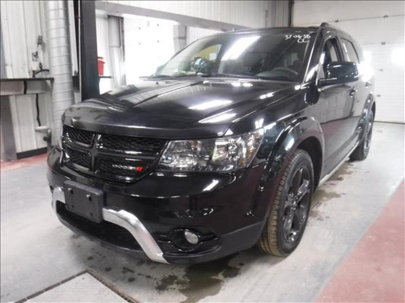 2018 Dodge Journey Crossroad *AWD/Lthr/Roof/Navi/DVD #23875