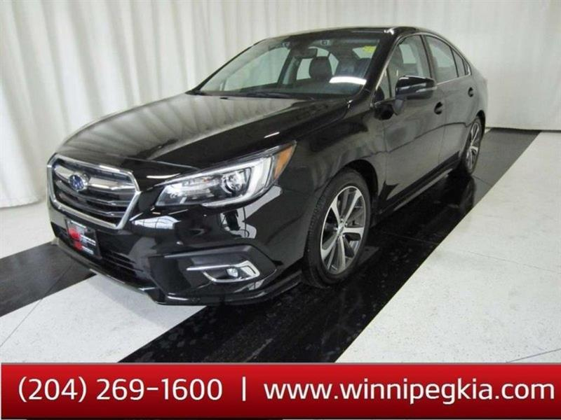 2018 Subaru Legacy 3.6 R Limited *Navi., Heated F&R Seats, 1 Prev Own #18SL39049