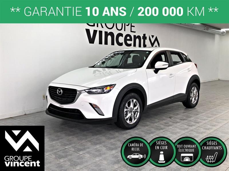 Mazda CX-3 2016 GS **GARANTIE 10 ANS** #Z1087M