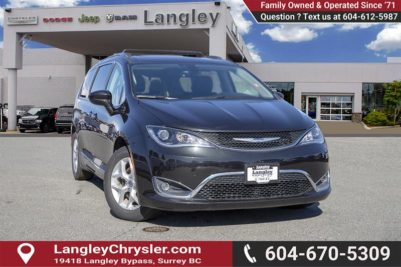2018 Chrysler Pacifica Touring-L Plus #EE902120