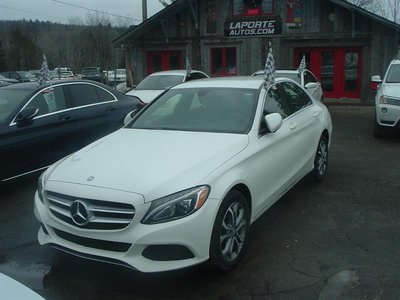 Mercedes-Benz C300 4matic 2015 4matic #1365