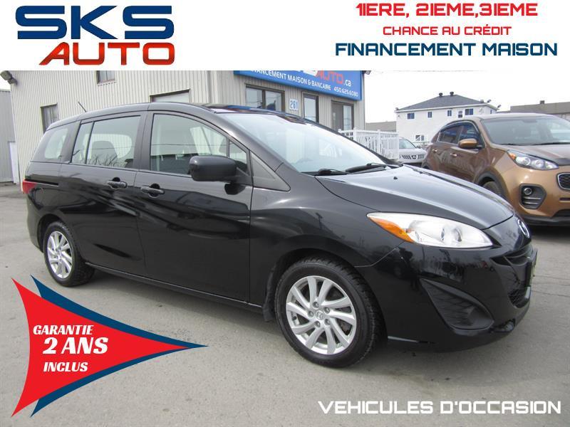 Mazda MAZDA5 2012 GS (GARANTIE 2 ANS INCLUS) *FINANCEMENT MAISON* #SKS-4287-7