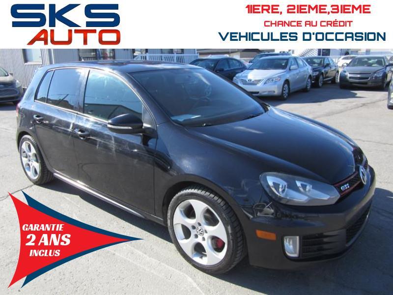 Volkswagen Gti 2011 GOLF GTi (GARANTIE 2 ANS INCLUS)  #SKS-4334-7