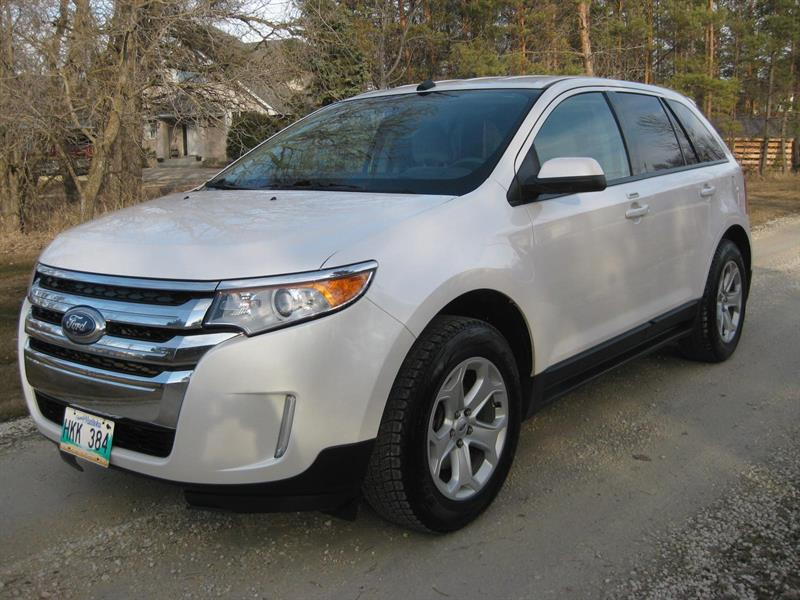 2012 Ford Edge SEL FWD 2 Owners #P  5101