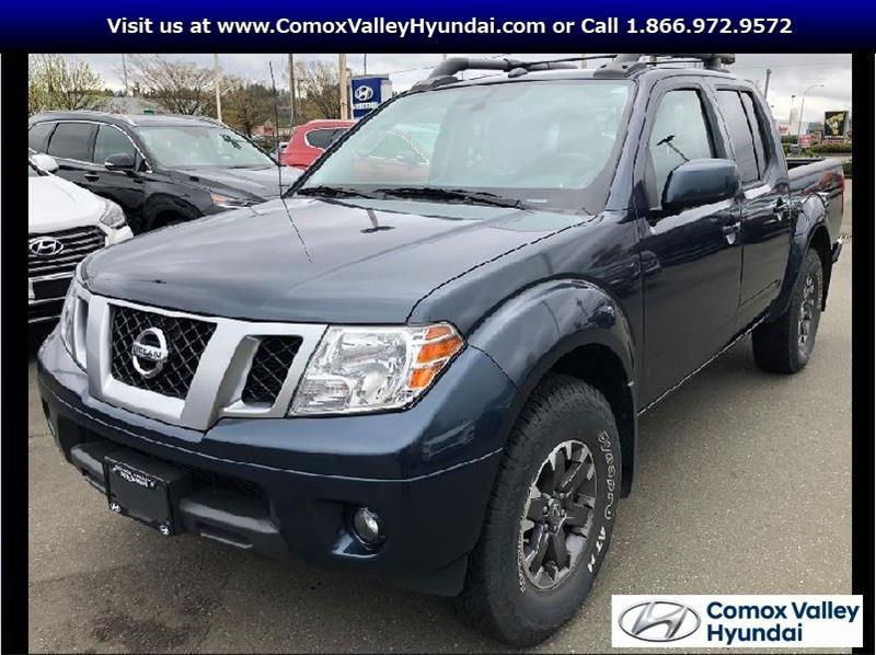 2016 Nissan Frontier Crew Cab PRO-4X at #PH1076A