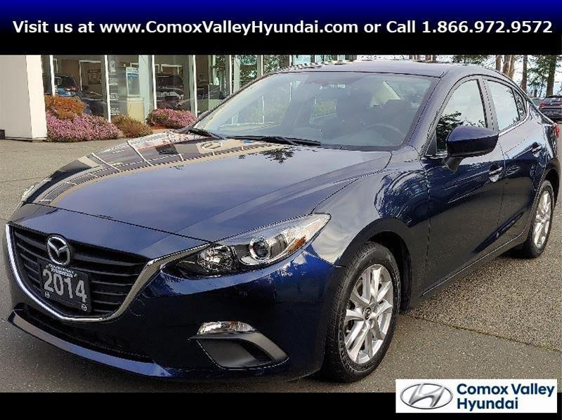 2014 Mazda Mazda3 GS-SKY 6sp #PH1084