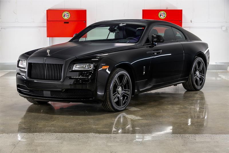 Rolls-Royce Wraith 2014 2dr Coupe